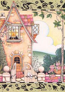 Mary Engelbreit New Home