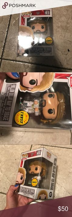 WWE MILLION DOLLAR MAN CHASE Funko Pop BRAND NEW No TRADES Price FIRM*Will ship in plastic protective sleeve Accessories