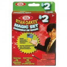 IDEAL RYAN OAKES MAGIC SET #2 Magic Sets