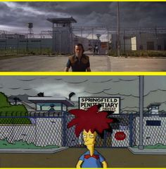 Best Thing on the Internet Today: Movie Simpsons