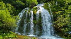 Der Wasserfall, der den Weg überflutete Seen, Waterfall, Outdoor, Campsite, Travel Report, Destinations, Projects, Outdoors, Waterfalls