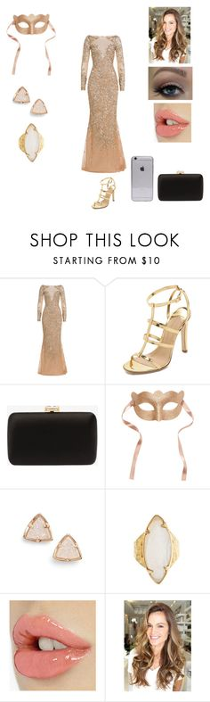 """Samantha Louise Wright- Day 2"" by dreaming-of-a-better-tomorrow ❤ liked on Polyvore featuring Zuhair Murad, Charline De Luca, Prada, H&M, Kendra Scott, HEATHER BENJAMIN and Ultimate"