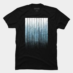 Grunge Dripping Turquoise Misty Forest T-Shirt This t-shirt is Made To Order, one by one printed so we can control the quality. Tee Shirt Designs, Tee Design, Cool T Shirts, Tee Shirts, Shirt Men, T Shirt Painting, Misty Forest, Custom T Shirt Printing, Look Cool