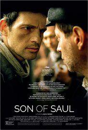 O Filho de Saul Poster