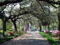 Picked as a top 5 romantic getaway - Savannah, Georgia. One of the oldest and most romantic cities in the US.