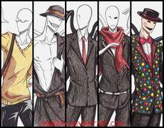 slenderman's brothers <3