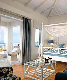 5 star luxury spa hotel, Peloponnese Greece, Olympia Riviera Thalasso    #SpaResorts  #5StarHotel  #LuxuryResorts