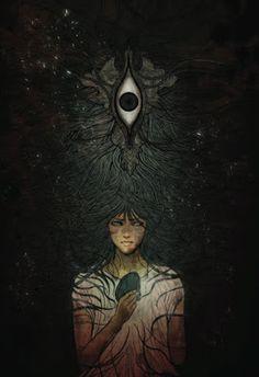 Sleepywolfread: Mostress Vol. I Awakening & Monstress Vol. II The ...