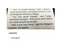 I loved this part in the book.