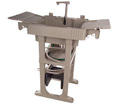 Outdoor Portable Garden Sink | Outdoor Space | Outdoor ... on Patio Sink Station id=11126