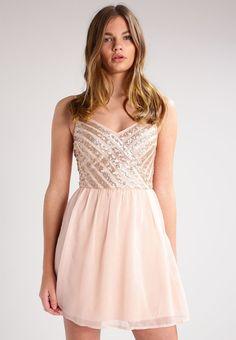 Hollister Co. SHINE Robe de soirée light pink