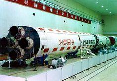 /via nasaspaceflight.com #china #rocket #CZ4B