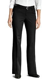 Women's Slightly Curvy StayShape® Stretch Twill Trousers