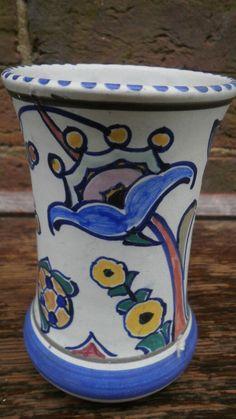 Honiton Pottery Vase