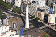 Corrientes y 9 de Julio