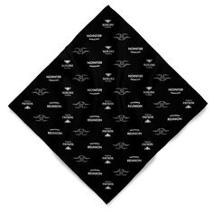 If tequila made any clothes fall off this past weekend this soft, oversized bandana would have had your back ~ or your front! 🤦🏽♀️🙈🤷🏽♀️😆 Marketing your brand on wearable swag is always a good move!