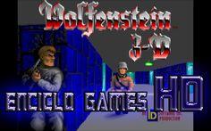 PC Gameplay #2 - Wolfenstein 3d - HD