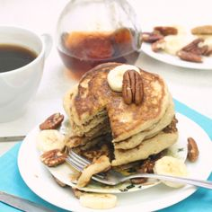 My quest for the perfect pancake is officially over. You know how I want everyone to be included, especially when it comes to food. We all need to eat. And after all, breakfast is the second most i…