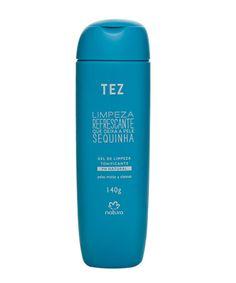 Reduz imediatamente o brilho do rosto, deixando a pele sequinha e reequilibrada. Mantém o pH natural da pele.