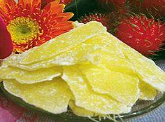 Mứt trong ẩm thực tết Việt