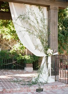 Al Fresco Napa Wedding at The Vintage Estate Gazebo Wedding Decorations, Wedding Reception Flowers, Barn Wedding Venue, Flower Bouquet Wedding, Wedding Tables, Bridal Bouquets, Wedding Dress, Rustic Table Centerpieces, Wedding Centerpieces