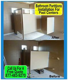 Commercial Bathroom Partitions For Public Bathrooms For Sale In - Bathroom partitions houston texas