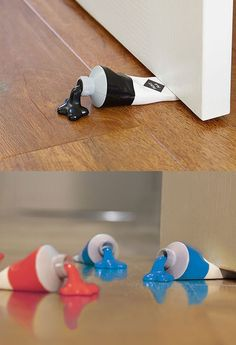 22 Creative Doorstop Ideas With Funny Character