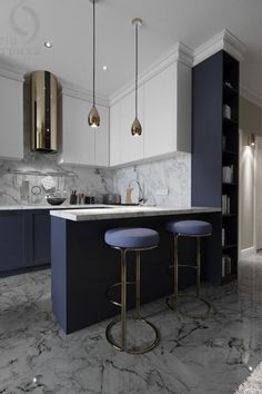 Kitchen Counter Design, Kitchen Room Design, Modern Kitchen Design, Kitchen Layout, Home Decor Kitchen, Interior Design Kitchen, Kitchen Ideas, Kitchen Designs, Minimalist Kitchen