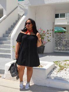 plus size blogger natalia lilly, plus size off shoulder dress, plus size style, plus size fashion