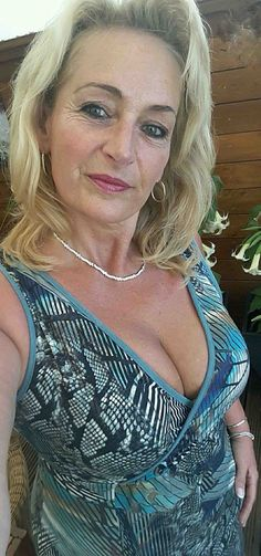 Elderly awesome tits nude