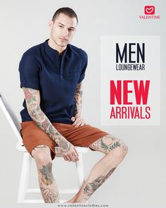 Cheat this Summer Heat with Newly Arrived Men's Summer loungewear Shop now at https://valentineclothes.com/new-arrivals.html #Men #Fashion #Summerwear #MensFashion #MensWear #Valentine #ValentineClothes #MadewithLove #HappyShopping