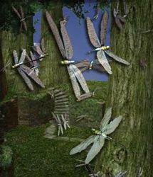 RDNA Scatters Vol 3 - Dragonflies