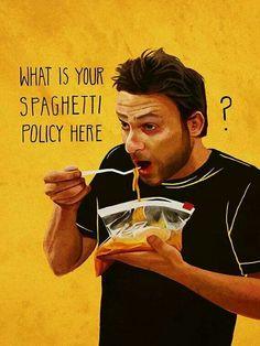 Spaghetti policy?