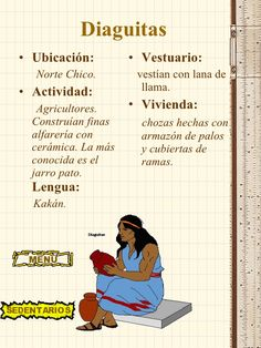 Pueblos originarios de Chile Education, School, Educational Activities, Nouns And Adjectives, Educational Illustrations, Learning, Studying