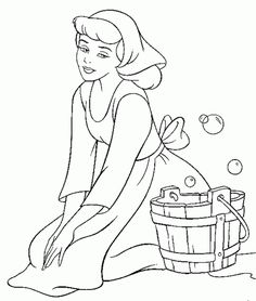 Cinderella coloring book pages - 22 free Disney printables for kids to color online Cinderella Coloring Pages, Disney Princess Coloring Pages, Disney Princess Colors, Disney Colors, Princess Rapunzel, Princess Outfits, House Colouring Pages, Cool Coloring Pages, Free Printable Coloring Pages