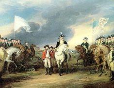surrender of Lord Cornwallis