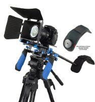 ... mount rig with Matte Box for All DSLR Cameras and Video Camcorders I love camcorders!!
