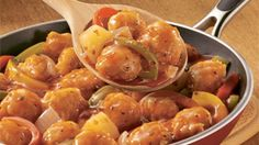 ReadySetEat - Pineapple Sweet and Sour Chicken - Recipes