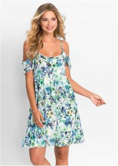 fe478a68e27 Летние платья bonprix  разнообразие фасонов и моделей!