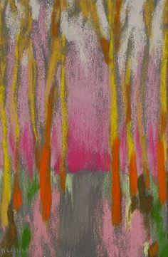 Pinks & Greens.  Casey Klahn.