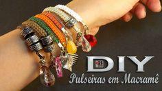 Beauty4Us: DIY: Pulseira em Macramê