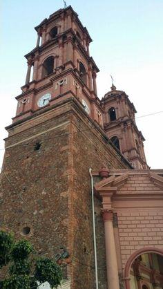 Pueblo magico - Jiquilpan, Michuacan
