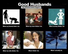 Funny about Good Husbands   #Funny
