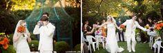 Future so bright they gotta wear shades ...  married in the gardens ...  Salem, Oregon - Deepwood Estate Wedding Photography | California and Oregon Wedding Photographer Lauren Hurt