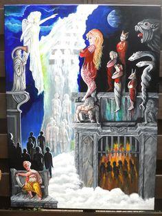 Peter Maring, the day of judgement on ArtStack #peter-maring #art