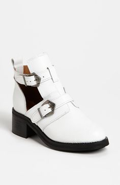 Topshop 'Arabel' Cutout Boot on shopstyle.com