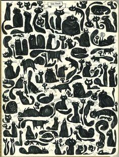 katten | het Woonschrifthet Woonschrift