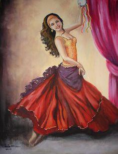 f npc Gypsy Bard theatre urban road Maria Lopes e Artes Gypsy Life, Gypsy Soul, Gypsy Culture, Gypsy Women, Belly Dancing Classes, Gypsy Decor, Flamenco Dancers, Dance Art, Tribal Fashion