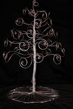 X-Large Jewelry Organizer Tree Display Stand Large Silver 32 hooks-Made When Ordered X- LARGE SIZE