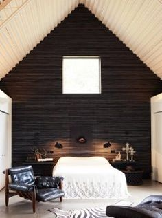 Black painted lath is now on our to do list !
